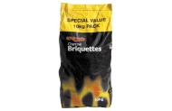 Bar-Be-Quick FSC Charcoal Briquettes - 10kg.