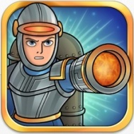 iPhone Game, Rocket Warrior