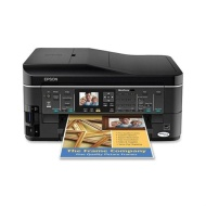 Epson - WorkForce 545 Network-Ready Wireless All-In-One Printer WF545