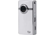 Flip Ultra 2 HD 1HR Camcorder - Silver