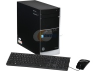HP Pavilion 500-424 Desktop AMD A8-6410 2GHz 8GB 2TB W8.1