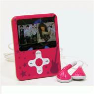Jonas Brothers and Miley Cyrus Pre-Loaded MP4 Player