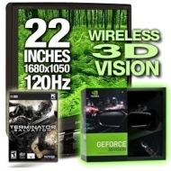 NVIDIA 3D Vision Bundle w/ Free Game