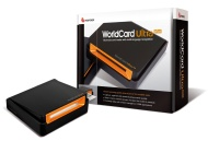 Penpower Portable Color Business Card Scanner WorldCard Ultra Plus
