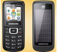 Samsung E1107 Crest Solar / Samsung Solar Guru