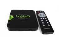 Sumvision Cyclone Nano Slim Plus Media Player - Black