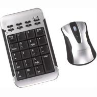 Targus Wireless Keypad and Laser Mouse Set for Laptop Computers