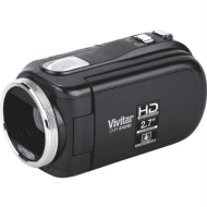 "Vivitar DVR910HD-BLK-OM 2.7"" Digital Video Recorder, Colors May Vary"