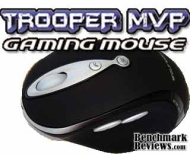 Trooper Laser Mouse Red
