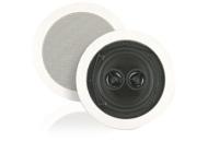 "BIC M-SR5D 5"" Dual Voice Coil In-Ceiling Speaker"