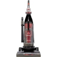 BISSELL PowerClean Upright Bagless Vacuum, Black, 16N59