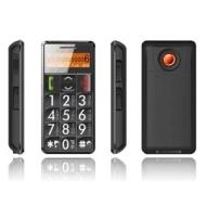 Seniorenhandy - Mobiltelefon altersgerecht für Senioren / alte Leute SIM frei, entsperrt für alle Netze, Handy ohne Vertrag, mit Taschenlampe & SOS Ta