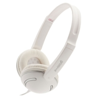 Groov-e GV897W kids Streetz Stereo Headphones - White