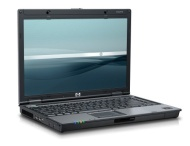 HP Compaq 6910p - Microsoft Authorised Refurbished Genuine Windows 7 Laptop - Core 2 Duo 4.0ghz (2 x 2.0 CPU) 2GB RAM 160GB HDD DVD-RW SD-Card Reader