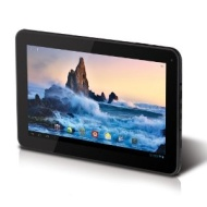 Hipstreet - Equinox 3 10.1 inch Tablet with 8GB Memory - Black HS-10DTB8-8GB