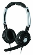 iHome LifeTalks USB Foldable Headset - Silver (IH-412US)