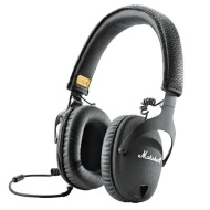 Marshall 04090800 Monitor Over-The-Ear Headphones - Black