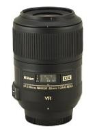 Nikon Nikkor AF-S DX Micro 85 mm f/3.5G ED VR