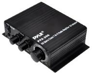 Pyle PFA200 60 Watts Class T Hi-Fi Audio Amplifier wiith Adapter