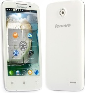 Lenovo A820 - 4.5 pouces sous Android 4.1 Quad cordon Smart Mobile Phone (1.2GHz, 3G, Dual SIM, WiFi, GPS, 1 Go de RAM, ROM 4G