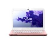 "Sony - VAIO E Series 14"" Laptop - 4GB Memory - 320GB Hard Drive - Seashell Pink"