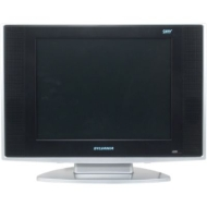 Sylvania Refurbished15 in. (Diagonal) Class LCD DTV/DVD Combo w/ Component Video Input