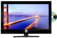 F&H 26in LED DVD FHD TV