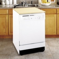 GE Appliances GE Nautilus 24 in. Convertible Dishwasher