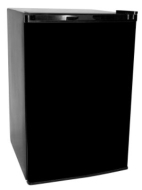 Haier 4.6 cu. ft. Black Refrigerator/Freezer