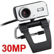 PC Laptop USB 30.0 Mega HD Webcam Video Web Cam Camera