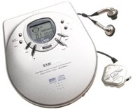 Samsung CD Yepp MCD-MP67
