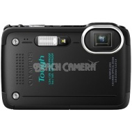 Olympus STYLUS TOUGH TG-620 3-inch LCD 1080p HD Digital Camera - Black