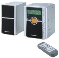 Panasonic RC-CD600 Clock Radio