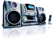 Philips FWC557 - Mini system - radio / 5xCD