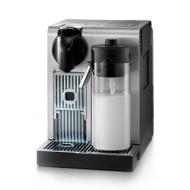 Nespresso - Silver 'Lattissima + Pro' coffee machine by Delongi EN750.MB