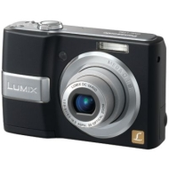 Panasonic - 8.1MP Digital Camera, Lumix Silver