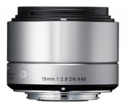 Sigma 19mm f2.8 EX DN Micro Four Thirds Fit