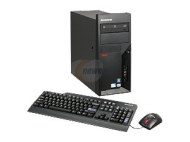Lenovo ThinkCentre M58 Desktop PC with Intel Pentium E6600 Processor, 2GB Memory, 500GB Hard Drive and Windows 7 Home Premium with Windows 8 Pro Upgra