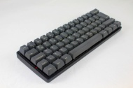 Vortex Poker 3 - PBT - ISO-UK [Alu Casing] - Black version - Cherry MX-Blue