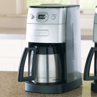 Cuisinart Automatic Grind &amp; Brew Thermal 10-Cup Coffee Maker