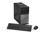 Dell OptiPlex Desktop Computer - Intel Core i5 i5-3450 3.10 GHz - Mini-tower