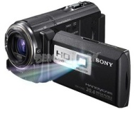 Sony Handycam HDR-PJ580V 32GB HD Camcorder with Projector