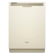 """Whirlpool 24"""" Built-In Dishwasher w/ Resource-Efficient Wash System - Bisque"""
