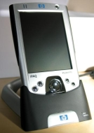 HP iPAQ 2215 - The New Shining Star in the Pocket PC Galaxy?