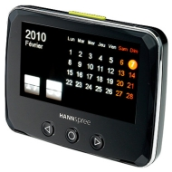 Hannspree 4.3 inch LCD Photo Alarm Clock and FM Receiver