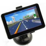 """New arrival!5"""" Car GPS Navigation Touch Screen FM MP3 MP4 4GB New Map WinCE6.0"""