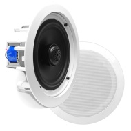 Pyle Home PDIC80 300-Watt 8-Inch 2-Way In-Ceiling Speaker System (Pair)