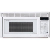 Sharp R1871T - Over The Range Microwave - White