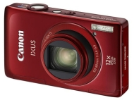 Canon IXUS 1100 HS - Digitalkamera - kompakt - 12.1 Mpix - 12 x optical zoom - silver