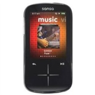 Sandisk Sansa Fuze + SDMX20 4GB (Black) MP3